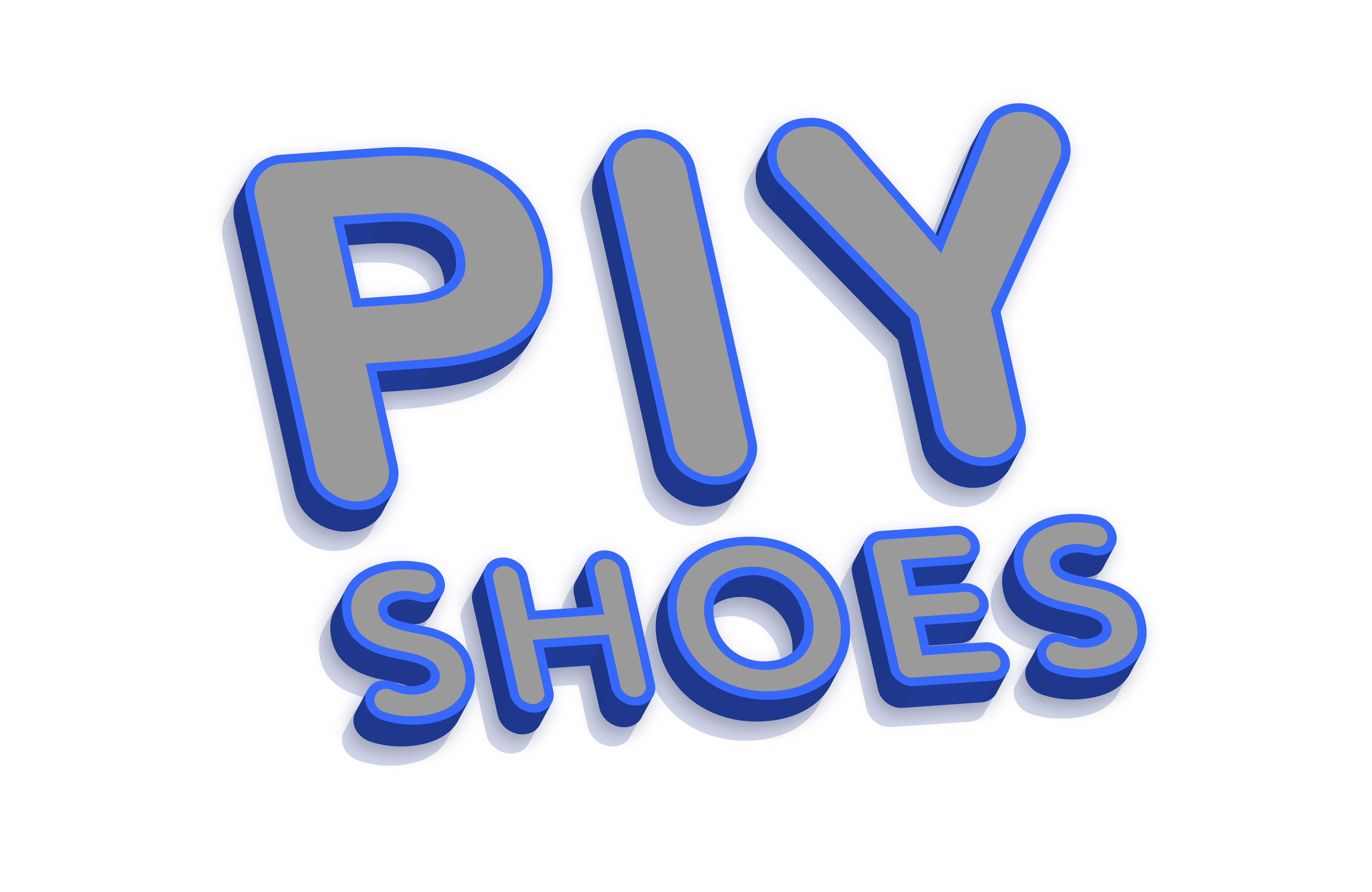 PIY Shoes